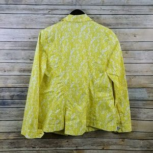 CAbi Jackets & Coats - NWT CAbi Field Jacket Size Small Floral